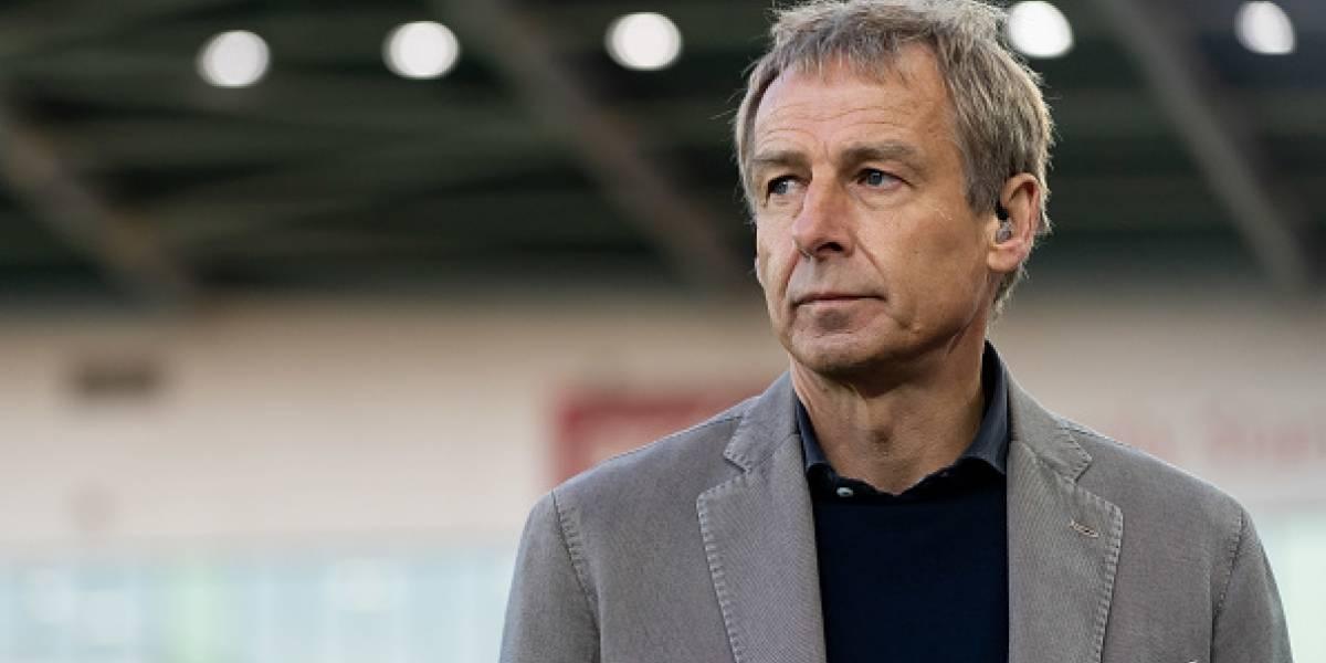 Revista alemana, Sport Bild, asegura que Jürgen Klinsmann dirigirá a la Selección de Ecuador