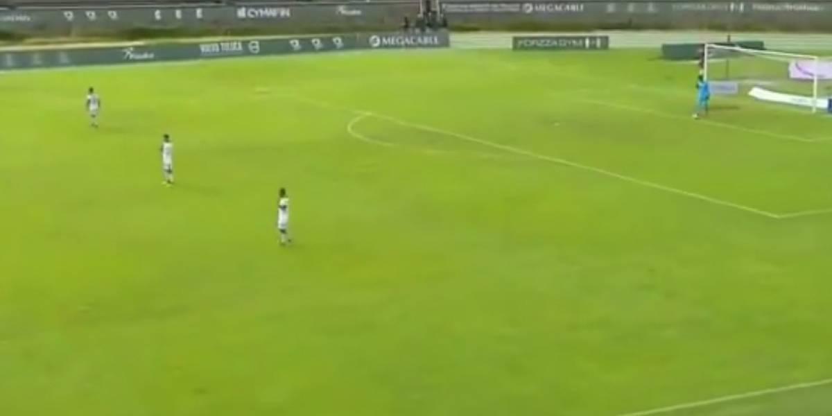 VIDEO: Jugadores del Ascenso se quedan inmóviles en apoyo a Veracruz