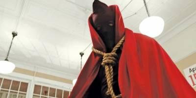 justiceiro encapuzado watchmen série