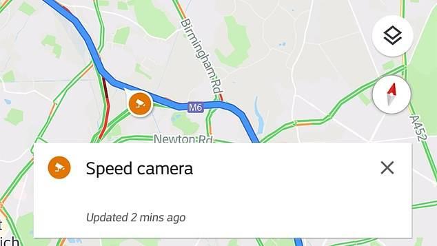 Google Maps ofrecerá desde ahora opciones similares a Waze