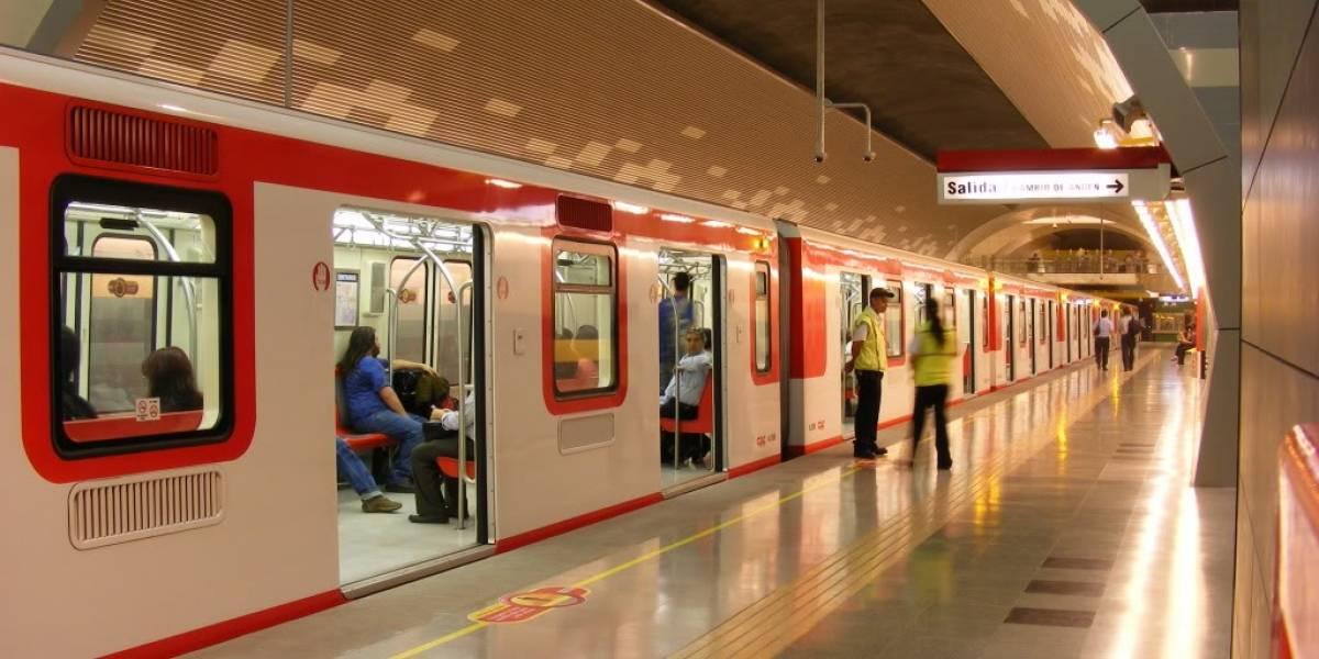 Ministerio de Transporte informa que desde hoy comienza a regir la nueva tarifa del Metro