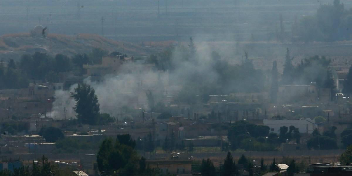 A pesar de pacto de cese al fuego siguen combates en Siria