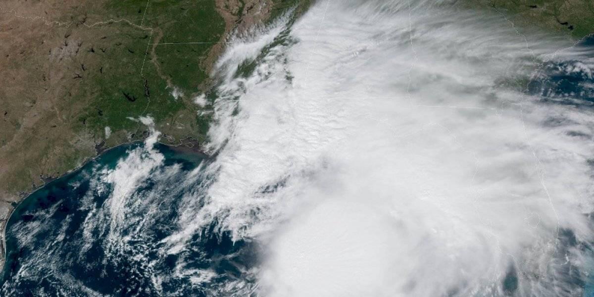 Se forma la tormenta tropical Nestor