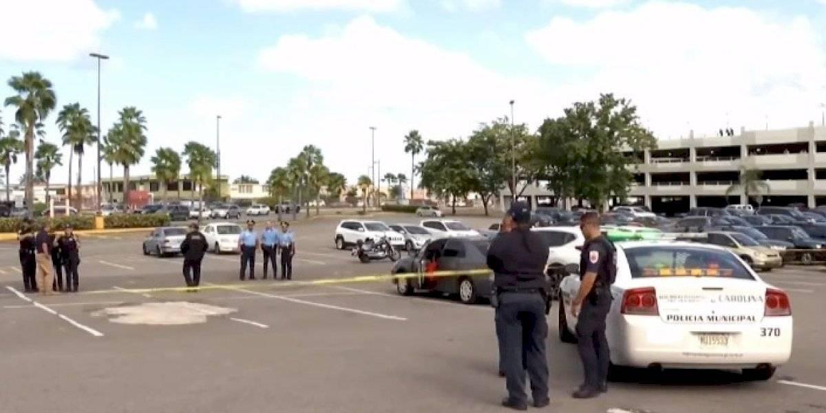 Autoridades tras videos seguridad pesquisa doble asesinato Plaza Carolina