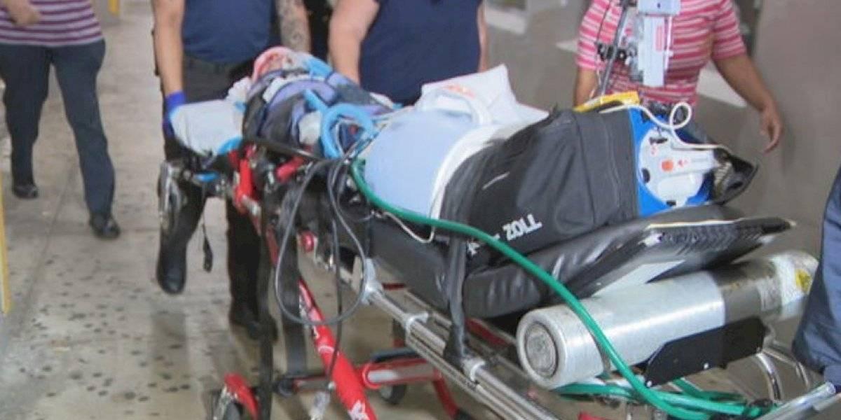 Fallece bebé de un año herida de bala por su hermano en Canóvanas