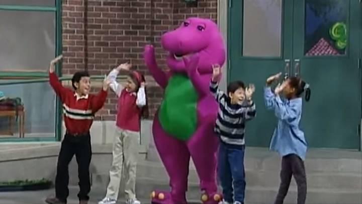 Barney película