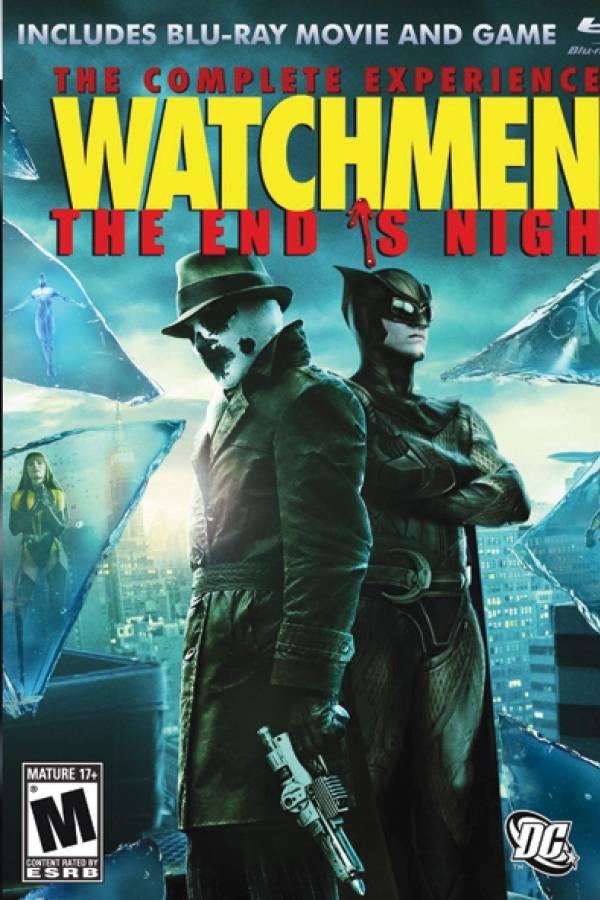watchmen game