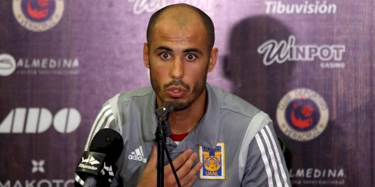 Guido Pizarro aseguró que el acuerdo con Veracruz era 'parar por un minuto'