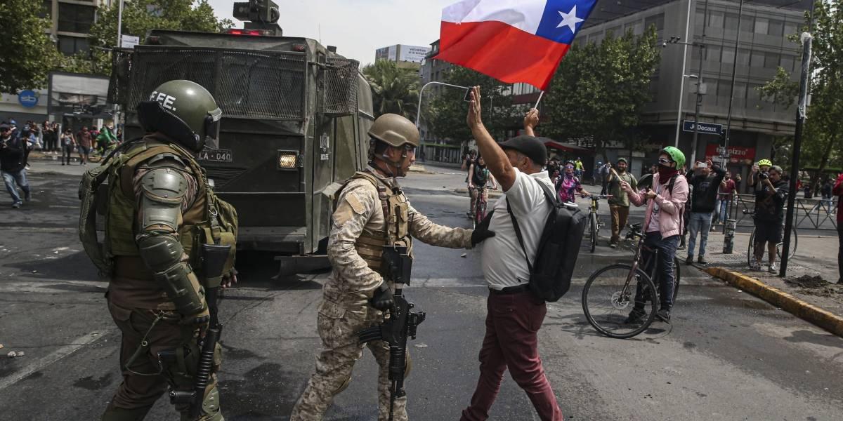 Las protestas en Chile y otras que encienden el mundo