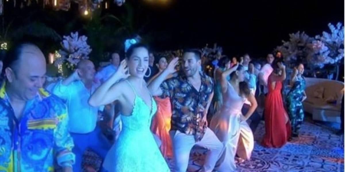 Conoce a los invitados especiales de la boda de Carmen Villalobos y Sebastián Caicedo