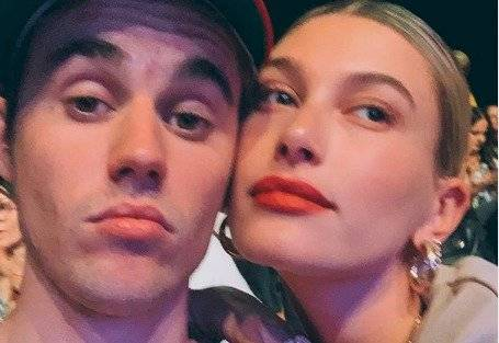 Justin Bieber y Hailey Instagram