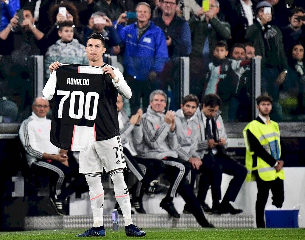 Cristiano Ronaldo, Juventus 2019