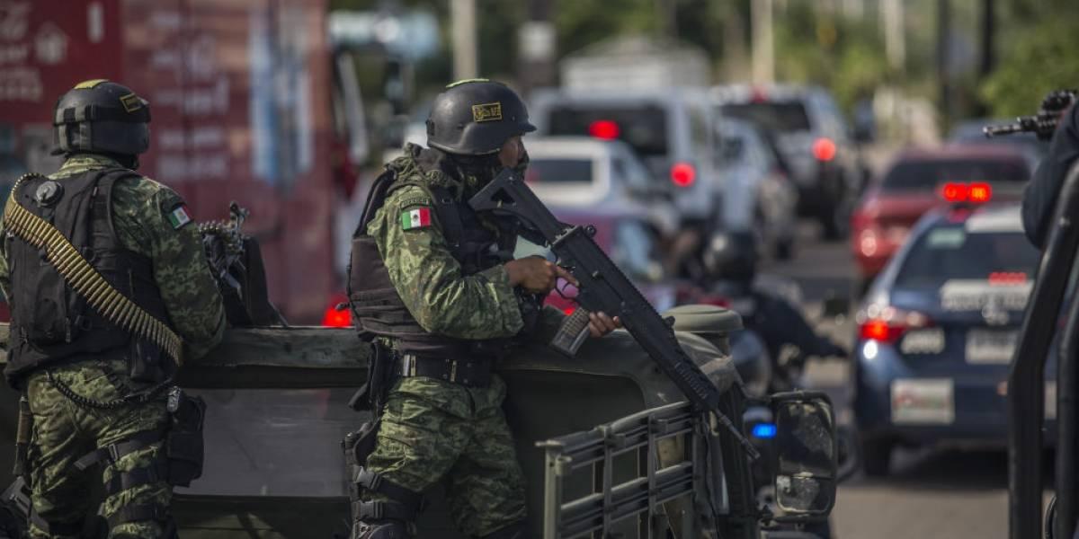 Culiacán, síntoma de un Estado Fallido