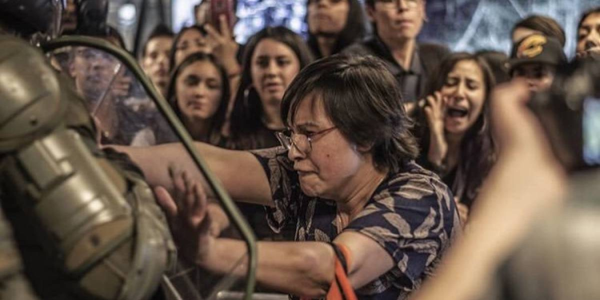 Santiago no es Chile: las postales de las regiones que se unieron a la movilización