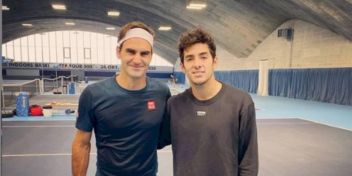 Roger Federer logra victoria en el partido 1.500 de su carrera
