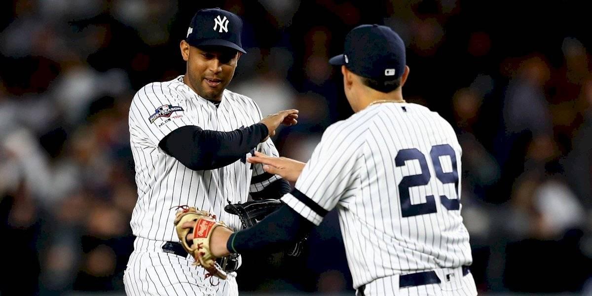 Yankees se impone ante Astros y 'estira' la Serie