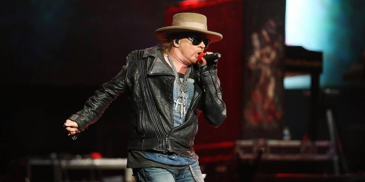 Fanáticos piden devolución de dinero tras concierto de Guns N' Roses