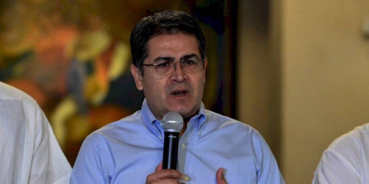 "VIDEO. Presidente hondureño critica condena de su hermano ""basada en testimonios de asesinos"""