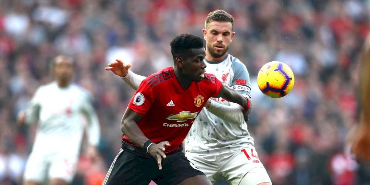Manchester United vs. Liverpool: Superclásico británico disparejo