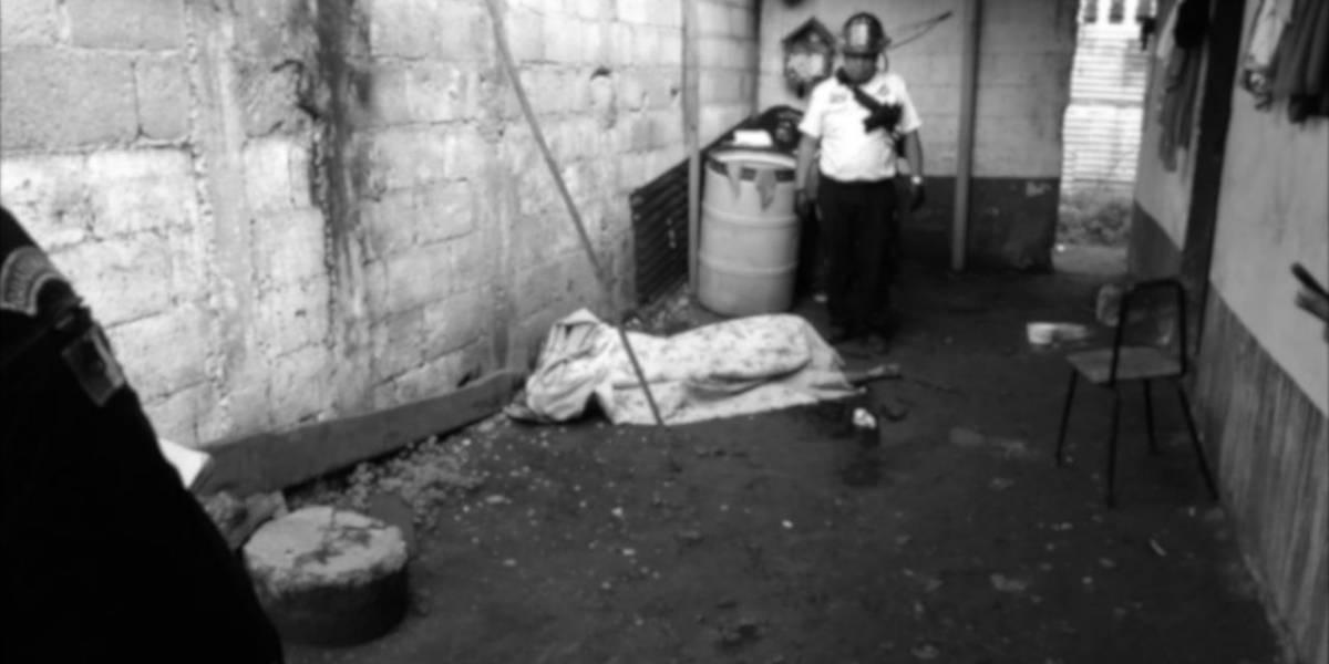 PNC captura a un adolescente señalado por la muerte de su novia