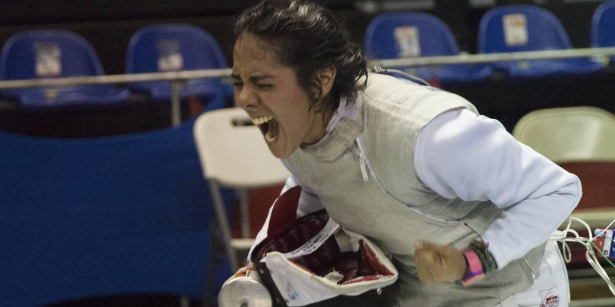 Mexicana Nataly Michel obtiene bronce rumbo a Tokio 2020