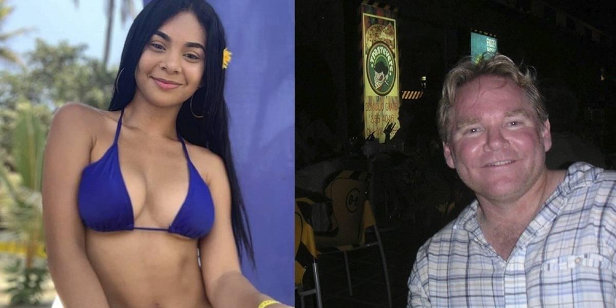 """Modelo Paola Ariza que """"estafó"""" a estadounidense dice que él le sigue hablando"""