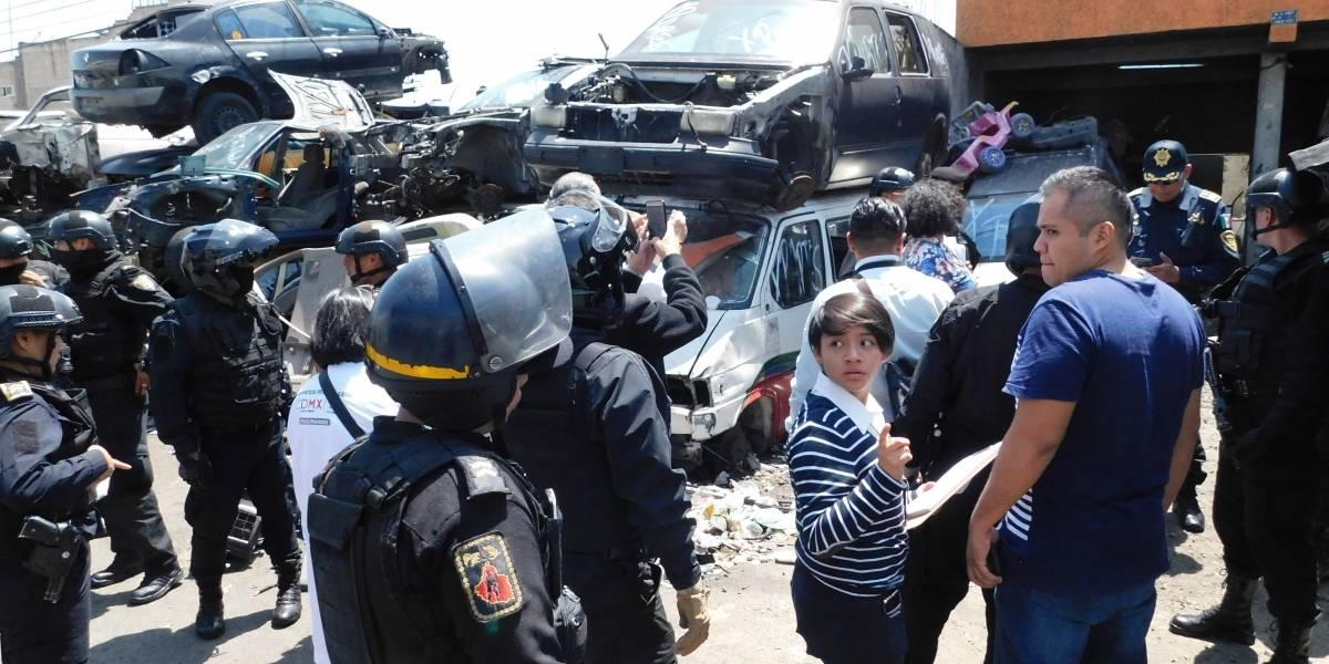 Abuso de la fuerza e indisciplina disparan bajas en policía de CDMX