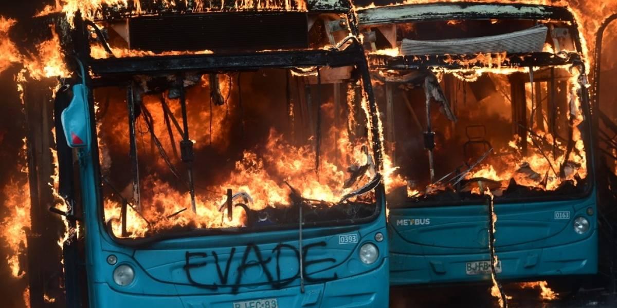 ¿Qué fue lo que detonó la furia de los chilenos?