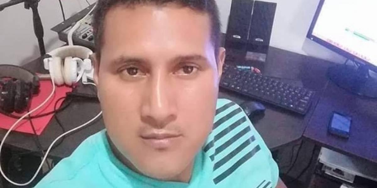 Colombia: Asesinan a tiros a un periodista mientras emitía en directo