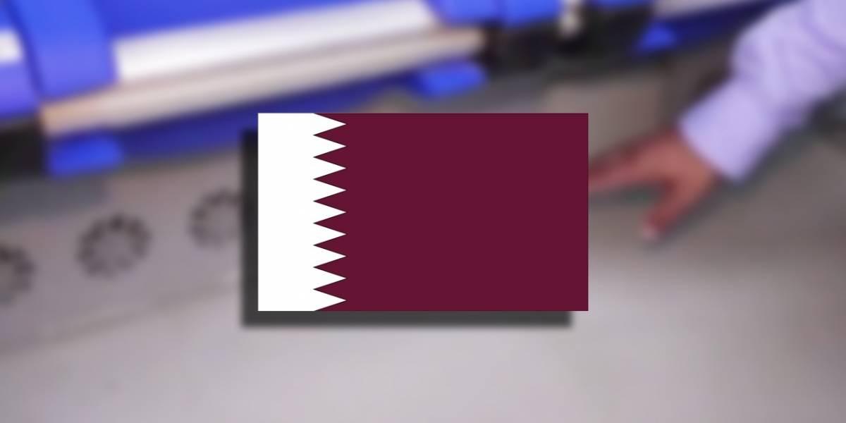 Qatar: Hace tanto calor que instalan aire acondicionado en exteriores