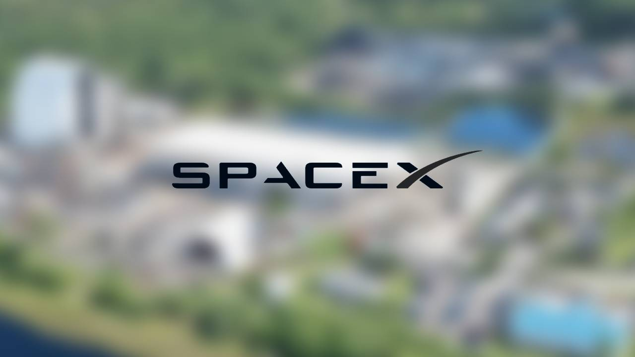 SpaceX cohete video