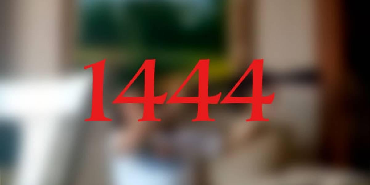 """¿Qué es el misterioso video """"1444"""" en Youtube?"""