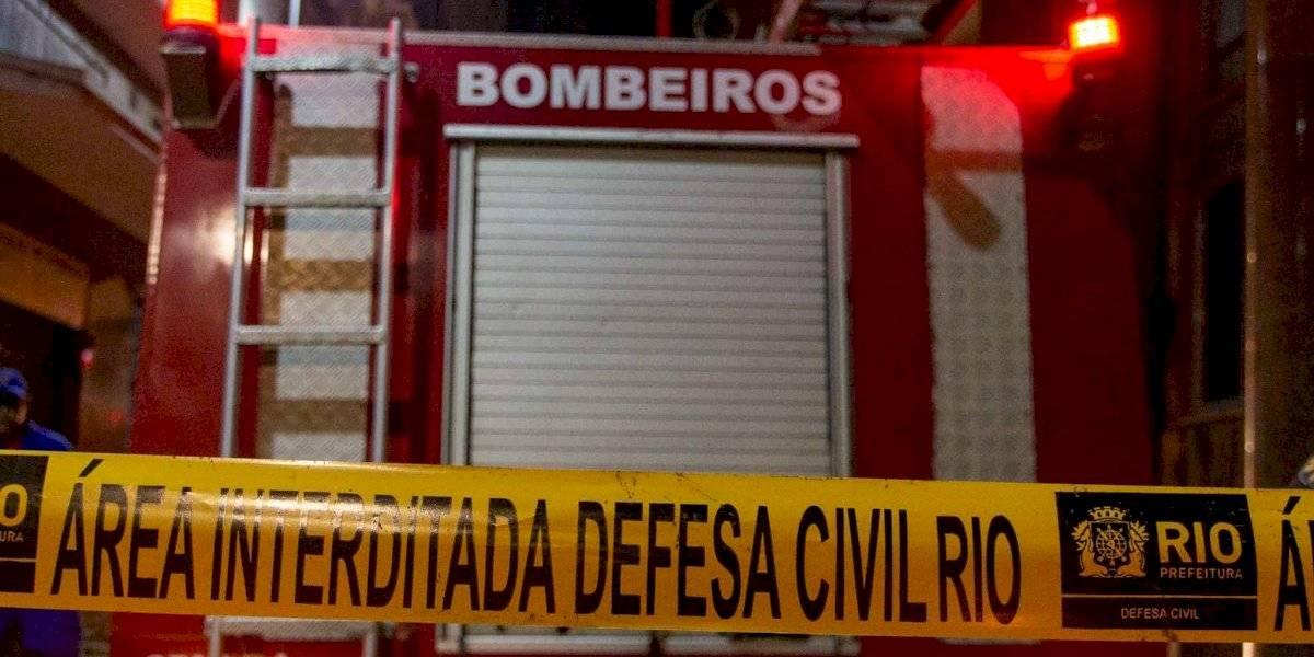 Sobe para quatro o número de bombeiros vítimas de incêndio em boate no Rio