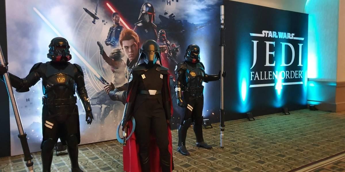 Jugamos Star Wars Jedi: The Fallen Order y estas son nuestras primeras impresiones