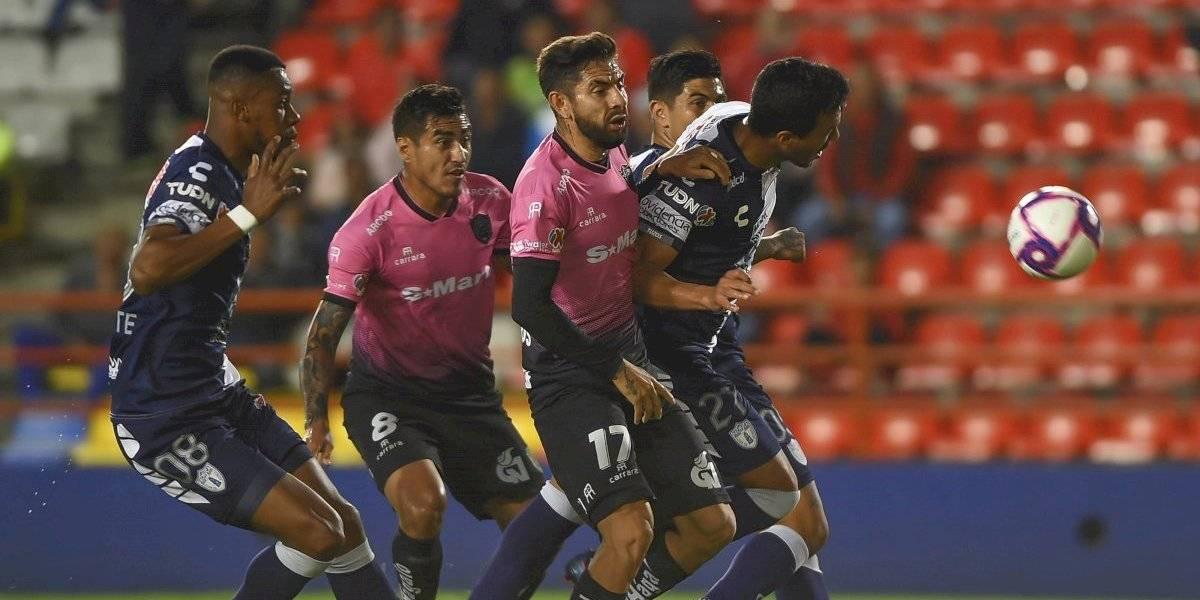 Sorprenden los Bravos al Pachuca