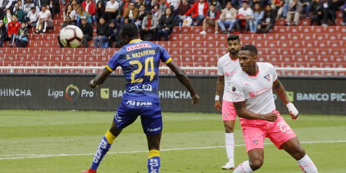 ¡Liga de Quito es el primer campeón de la Copa Ecuador!
