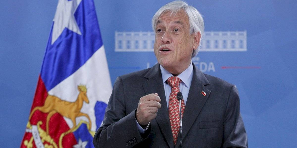 Sólo conversación entre políticos: Piñera no da anuncios concretos sobre demandas ciudadanas