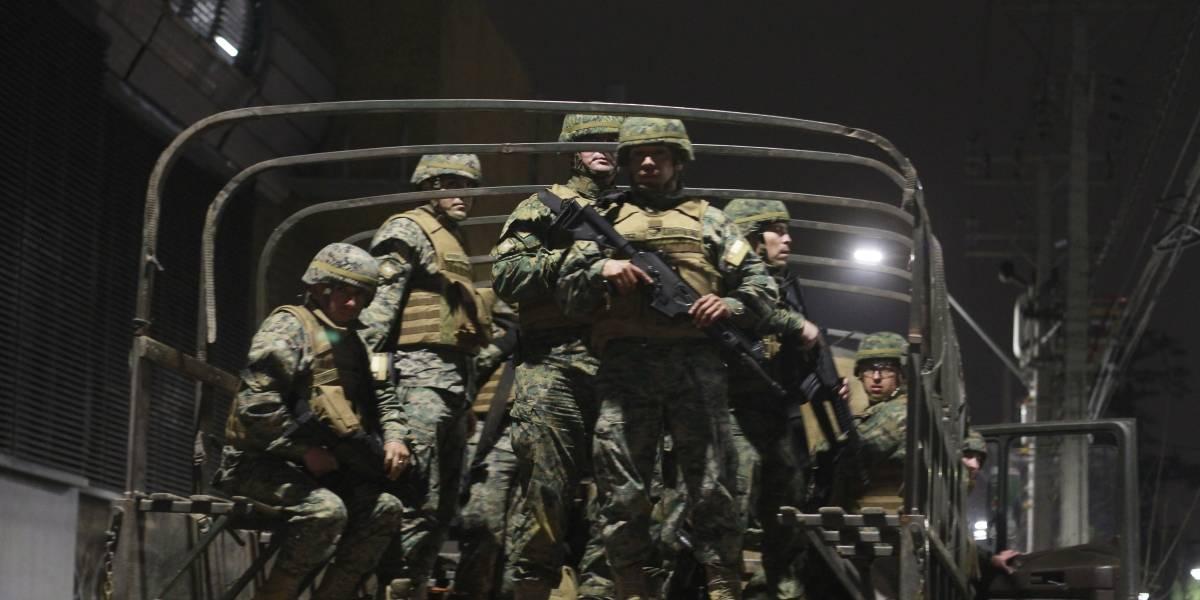 Ya van 12 fallecidos oficiales: Armada confirma un muerto en Talcahuano atropellado por militares