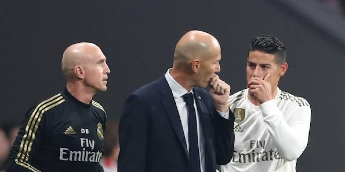 ¿James se queda en el Real Madrid? La venta que puede solventar los problemas económicos