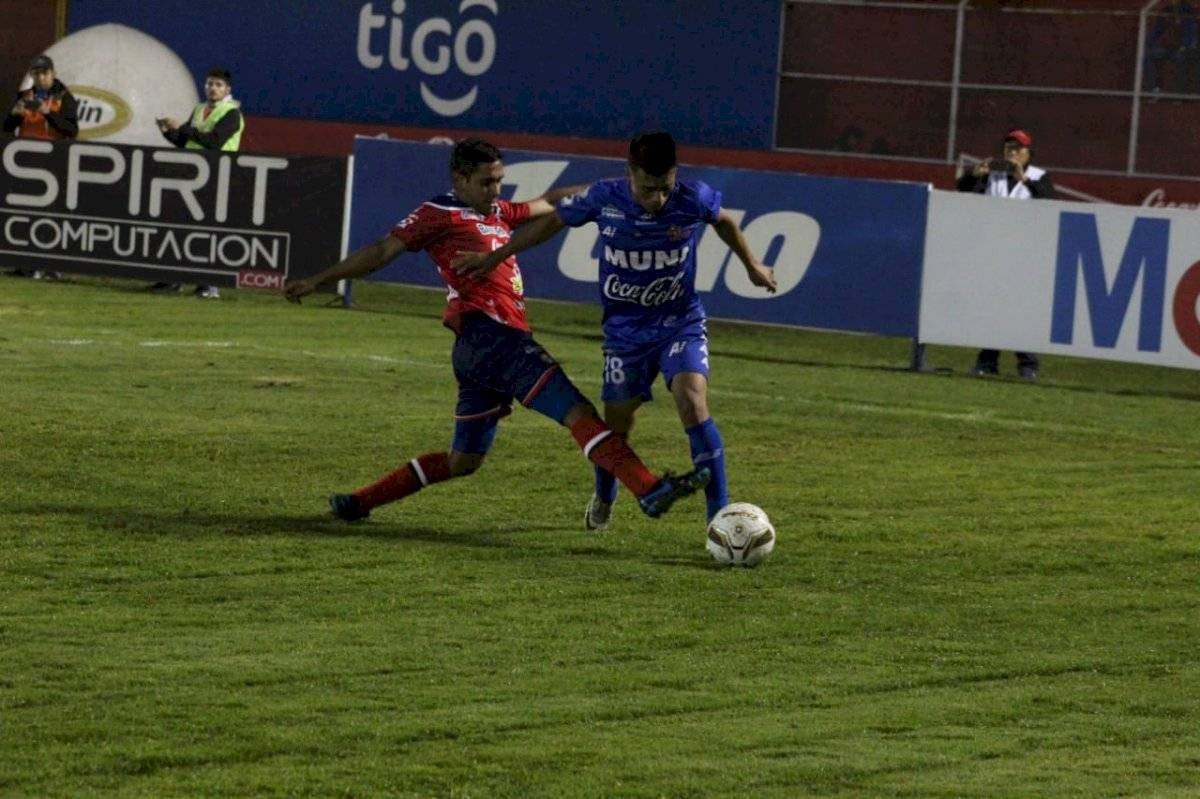 Xelajú MC vs Malacateco Apertura 2019