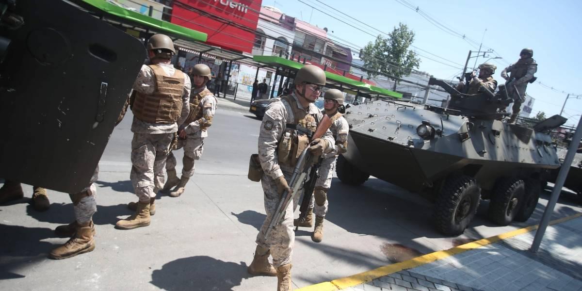 Chile: Decretan el tercer toque de queda en Santiago por los disturbios