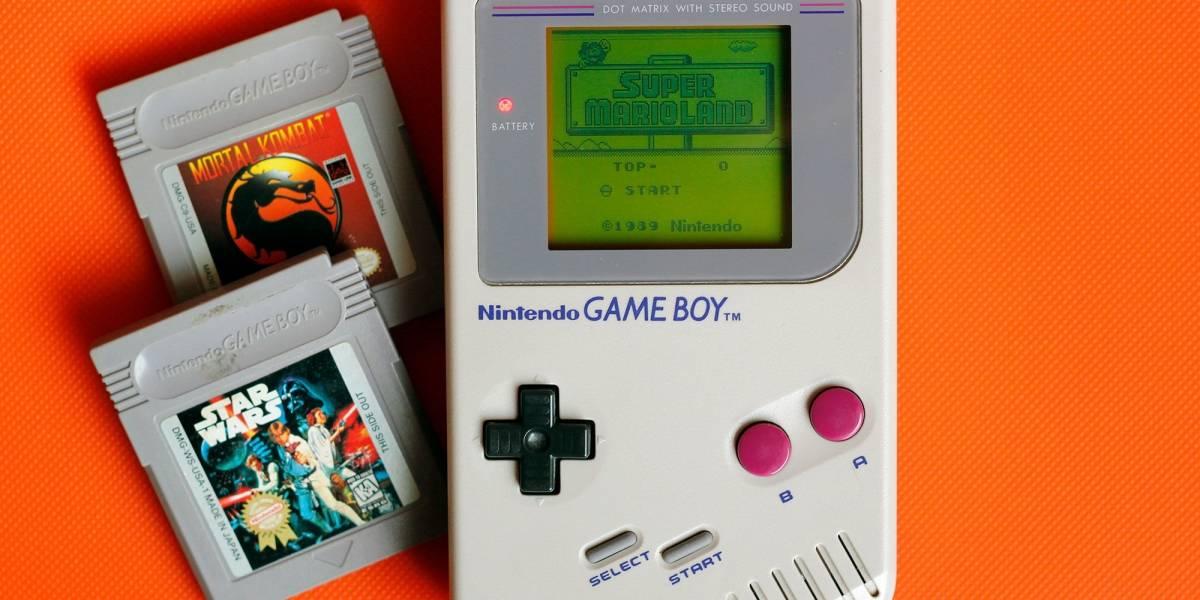 Presentan nueva consola no-oficial compatible con cartuchos de Game Boy
