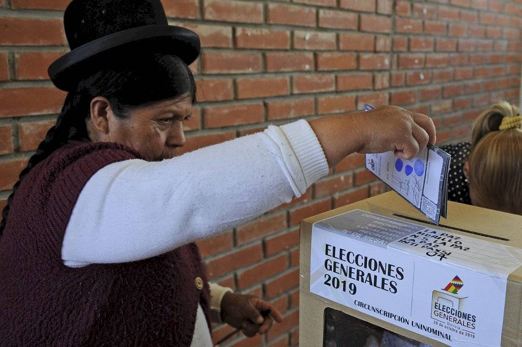 Elecciones en Bolivia 2019