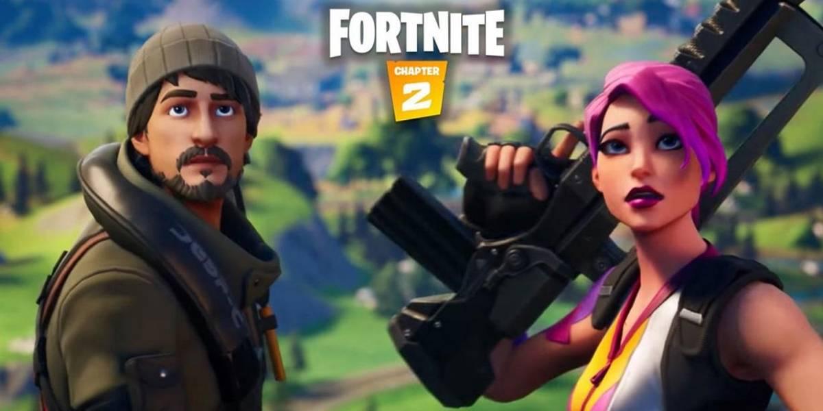 Fortnite: Capítulo 2 tiene un fallo que te da vida infinita para ganar partidas