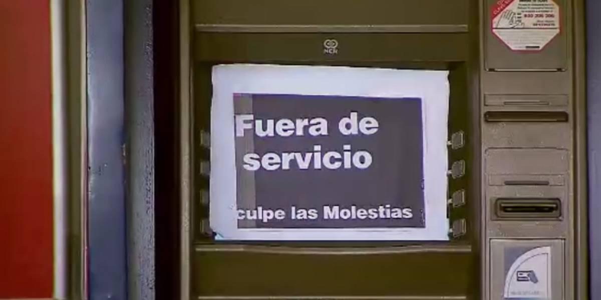 Gran mayoría de Bancos no atenderán público en Santiago y sólo funcionarán online