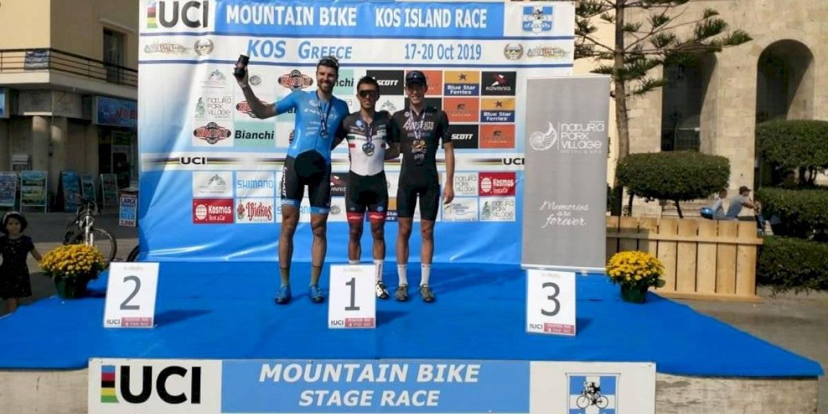 El ciclista Gerardo Ulloa suma puntos en la UCI de cara a Tokio 2020