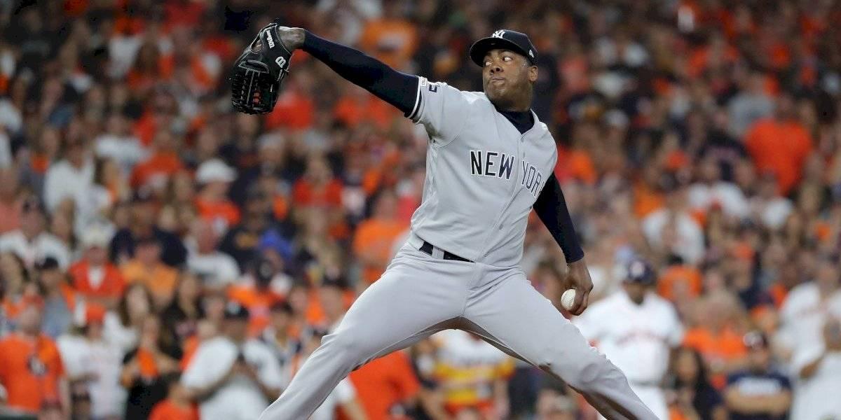 Serie Mundial definida: Astros elimina a Yankees y enfrentará a Nationals