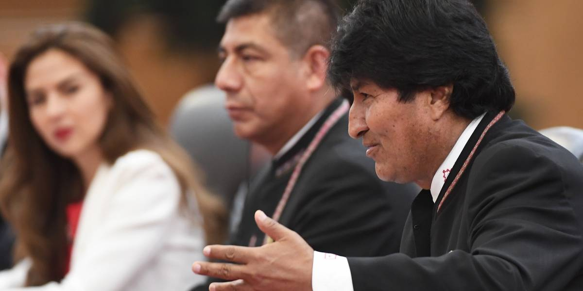 Morales aceita auditoria da OEA em resultado de eleição da Bolívia