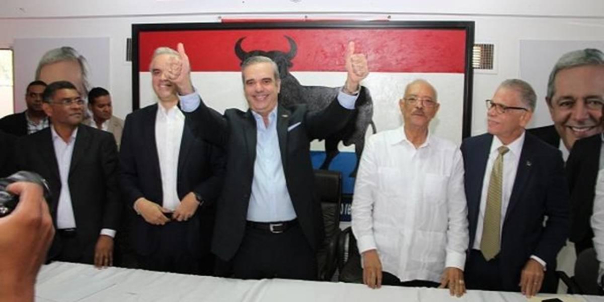 Luis Abinader: «La paz social solo se mantendrá si se respeta la voluntad popular»