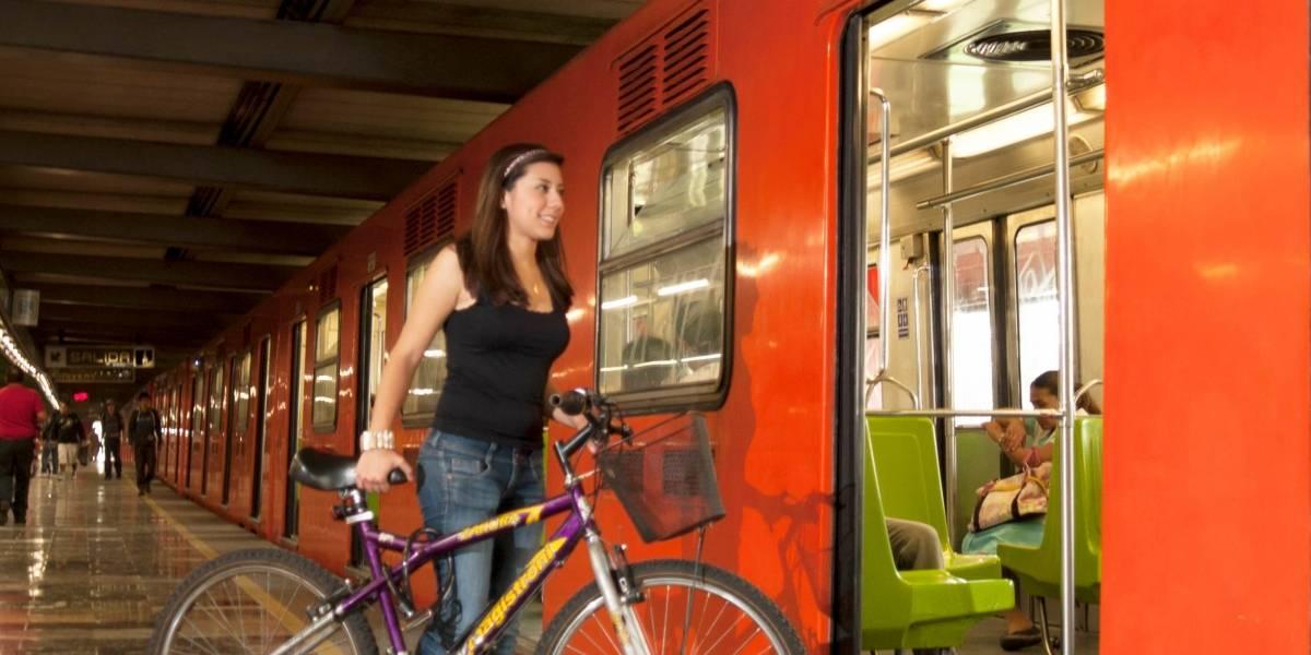 Desde este lunes tu bicicleta viaja todos los días en el Metro